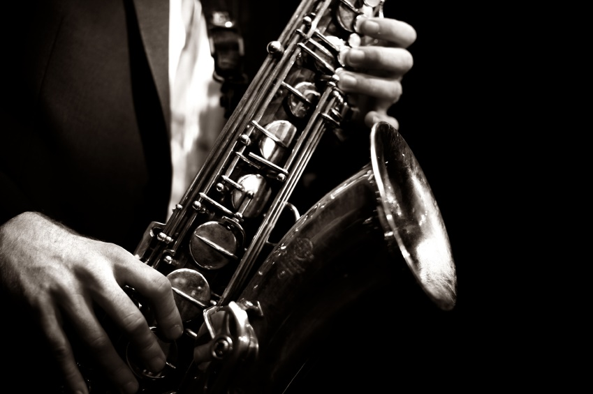 Saxophone for your wedding bands