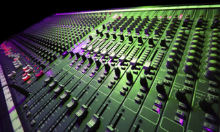 sound and image desk production