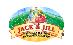 Jack and Jill logo - corporate event entertainment providers Bentley Boys