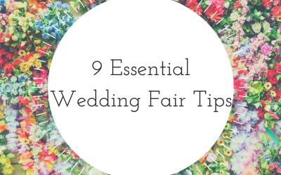 Get The Most out of a Wedding Fair with these 9 Tips | Bentley Boys
