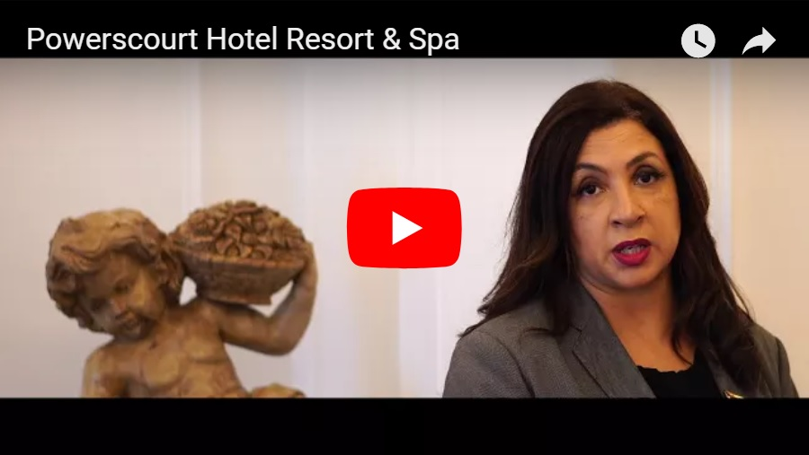 Powerscourt Hotel Resort & Spa Video