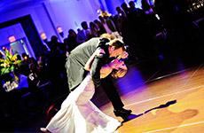 wedding bands getting people on the dancefloor