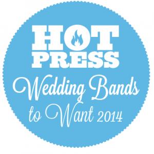 Hotpress Wedding Band To Want 2014
