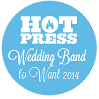 Hotpress Magazine Wedding Bands To Want