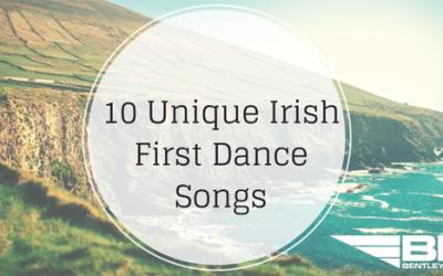 10 Unique Irish Wedding First Dance Songs – The Bentley Boys