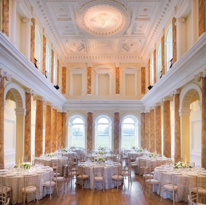 Powerscourt Hotel Resort & Spa Elegant Ballroom