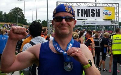 """Dáire's hearty challenge for heart health! """"New York here I come!"""""""