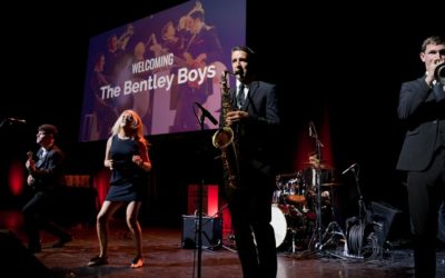 The Bentley Boys Brew Up A Storm at The Helix