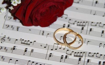Ways to add music to your wedding day