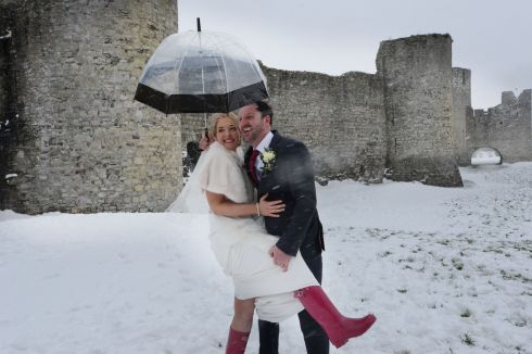 How To Pull Off The Perfect Winter Wedding